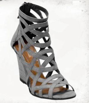 Модная обувь весной 2011